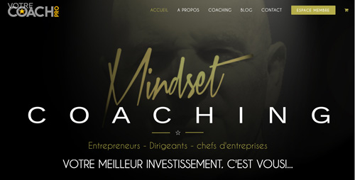 Philippe Doucet Website